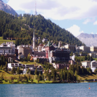 Zurich and St Moritz (Self Drive)
