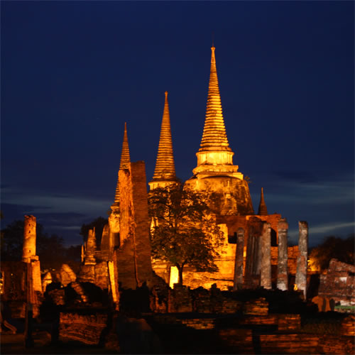 Ayutthaya - World Heritage Site