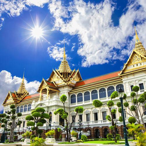 Bangkok and Phuket by Air