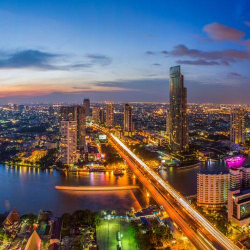 Bangkok - Siem Reap - Chiang Rai - Chiang Mai by Air