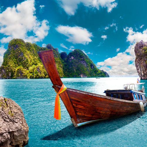 Bangkok - Phuket - Phi Phi Islands