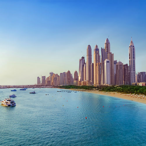 Dubai Getaway