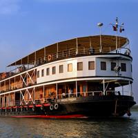 Vietnam - Mekong River - Padaw Cruise Exterior