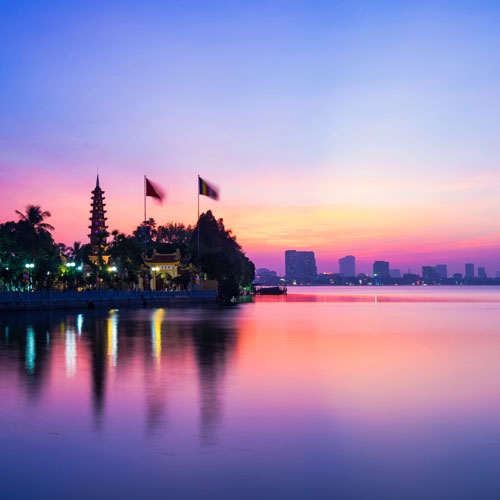 Ho Chi Minh - Hoi An - Hanoi - Halong Bay - Hanoi